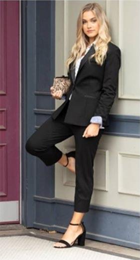 location de tuxedo pour femme